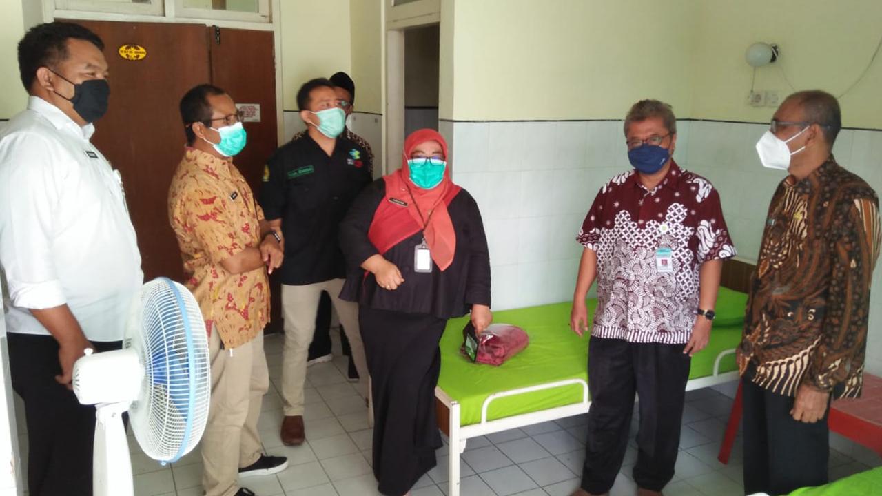 Pemkab Bantul Manfaatkan RS Patmasuri Untuk Isolasi Pasien Covid-19