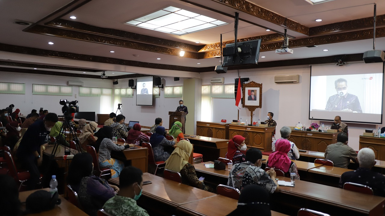 Launching Aplikasi SIDAKUI, Wujud Dukungan Pemerintah Bagi UMKM Di Kabupaten Bantul