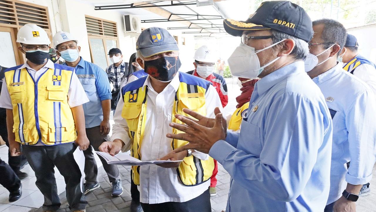 Kementerian PUPR Tambah Kapasitas Tempat Tidur RSKC Bambanglipuro