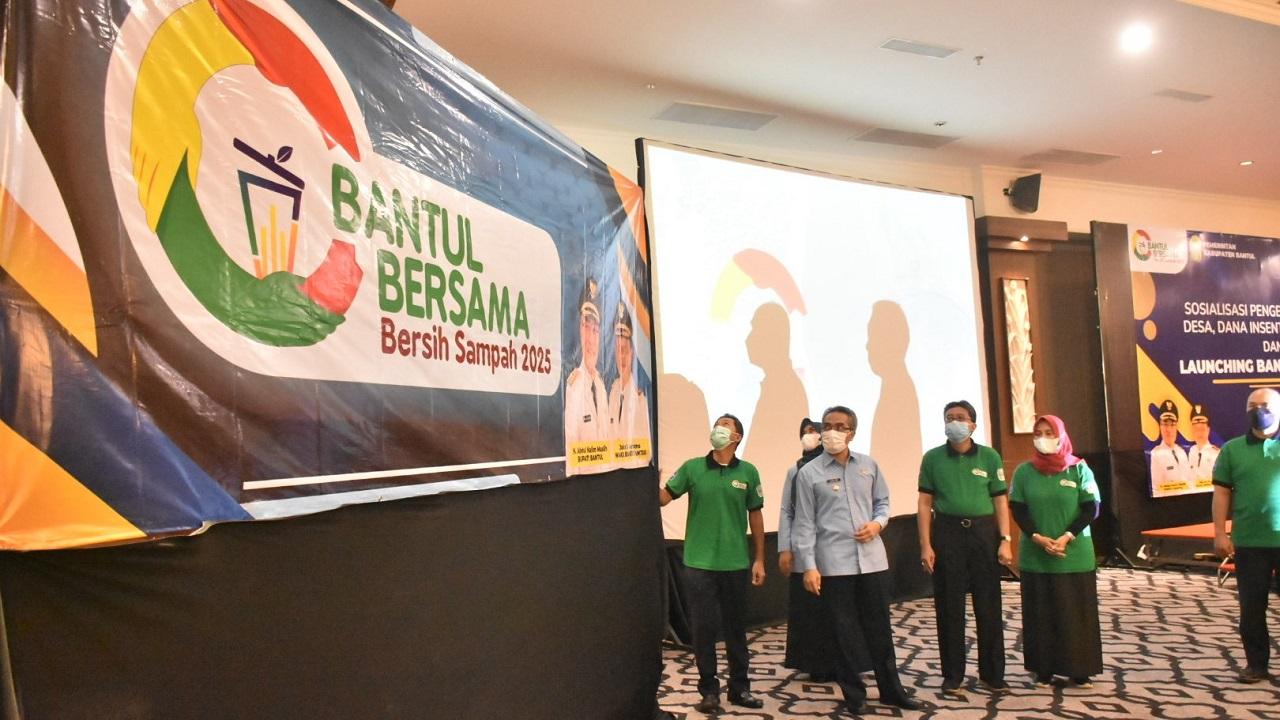 Pemkab Bantul Launching Bantul Bersama dan DiKal